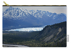 Matanuska Glacier Carry-all Pouch