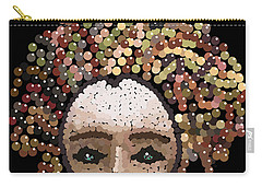 Medusa Bedazzled After Carry-all Pouch