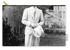 Men's Fashion, C1925 Carry-all Pouch by Granger