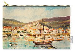 Mentone Harbour Carry-all Pouch