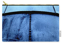 Metal Denim Carry-all Pouch by Amar Sheow