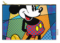 Mickey Spotlight Carry-all Pouch