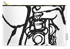 Miles Davis Quintet -  Cookin' With The Miles Davis Quintet Carry-all Pouch
