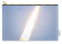 Minotaur Iv Lite Launch Carry-all Pouch by Science Source