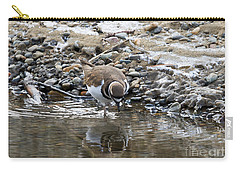 Mirror Mirror Carry-all Pouch by Mike Dawson