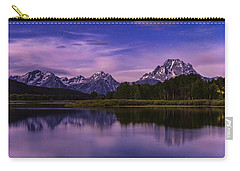 Moonlight Bend Carry-all Pouch by Chad Dutson