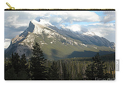 Mount Rundle Carry-all Pouch by Stuart Turnbull