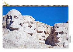 Mount Rushmore, South Dakota, Usa Carry-all Pouch