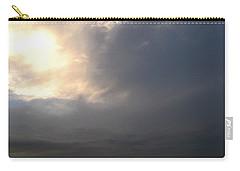 Mountain Lake Sunset Pocono Region Pennsylvania  Carry-all Pouch