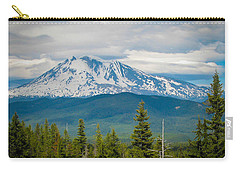 Mt. Adams From Indian Heaven Wilderness Carry-all Pouch