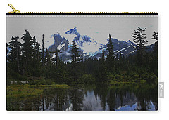 Mt Baker Washington  Carry-all Pouch
