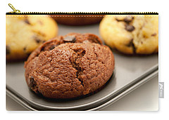 Muffins Carry-all Pouch by Fabrizio Troiani