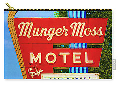 Munger Moss Motel Carry-all Pouch
