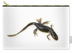 Mutated Eastern Newt Carry-all Pouch by Lawrence Lawry