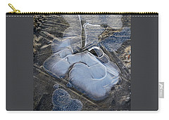 Nature Abstraction Carry-all Pouch by Marija Djedovic