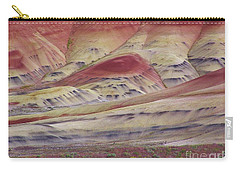 John Day Fossil Beds Painted Hills Carry-all Pouch