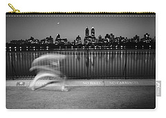Night Jogger Central Park Carry-all Pouch