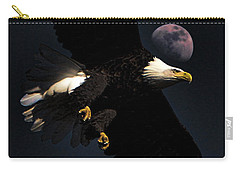 Night Moves Carry-all Pouch by John Freidenberg