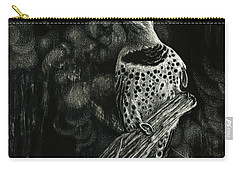 Northern Flicker Carry-all Pouch by Sandra LaFaut