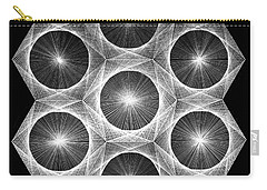 Nuclear Fusion Carry-all Pouch by Jason Padgett
