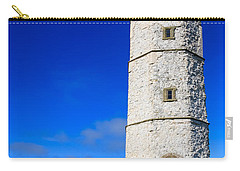 Old Lighthouse Flamborough Carry-all Pouch
