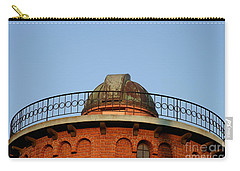 Carry-all Pouch featuring the photograph Old Observatory by Henrik Lehnerer