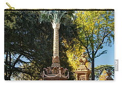 Palmetto Regiment Monument  Carry-all Pouch by Charles Hite