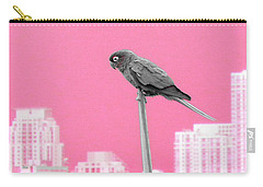 Parrot Carry-all Pouch by J Anthony