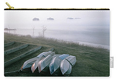Carry-all Pouch featuring the photograph Patiently Waiting by David Porteus