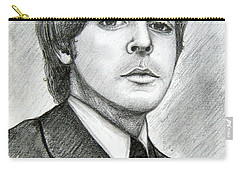 Paul Mccartney Carry-all Pouch