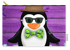 Peter Penguin Collection Carry-all Pouch