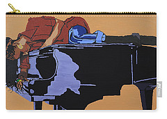 Piano And I Carry-all Pouch