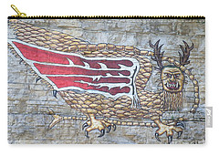 Piasa Bird Carry-all Pouch by Kelly Awad