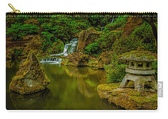 Portland Japanese Gardens Carry-all Pouch