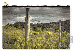 Prairie Fence Carry-all Pouch