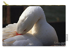 Preening Goose Carry-all Pouch