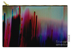 Carry-all Pouch featuring the photograph Pulse by Jacqueline McReynolds