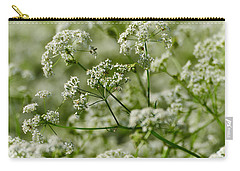 Queen Annes Lace Carry-all Pouch