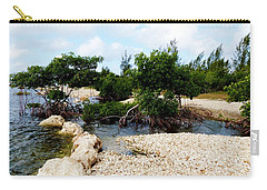 Carry-all Pouch featuring the photograph Reclamation 6 by Amar Sheow