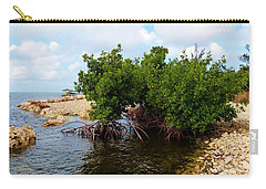 Carry-all Pouch featuring the photograph Reclamation 7 by Amar Sheow