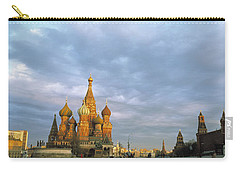 Red Square Moscow Russia Carry-all Pouch