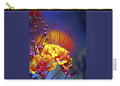 Red Yellow Blossoms 10197 Carry-all Pouch