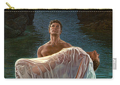 Resurrection Carry-all Pouch by Mia Tavonatti