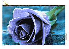 Rose In Water  Carry-all Pouch