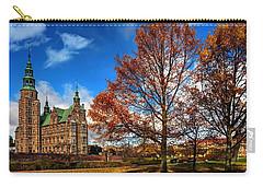 Rosenborg Castle Copenhagen Carry-all Pouch by Carol Japp