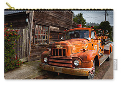 Rusty Carry-all Pouch by Mark Alder