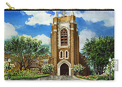 Saint Andrews Episcopal Church Bryan Texas Carry-all Pouch