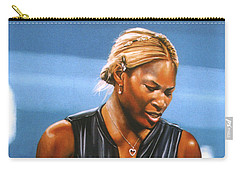 Serena Williams Carry-All Pouches