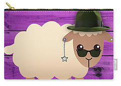 Sheep Collection Carry-all Pouch