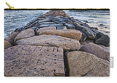 Shinnecock Inlet Jetty Carry-all Pouch
